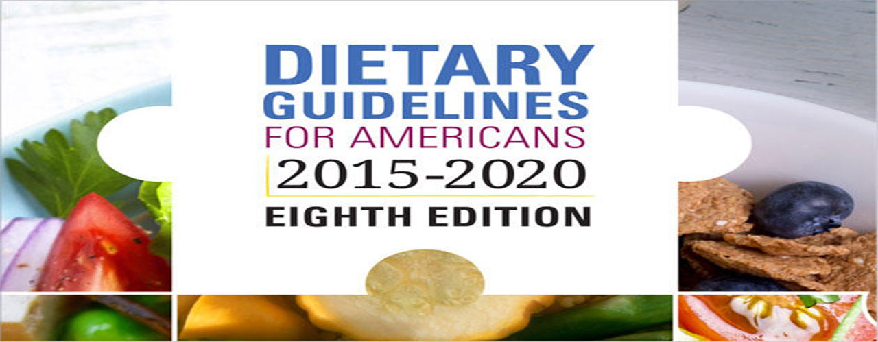 New Dietary Guidelines Support Healthy Choices for All Americans